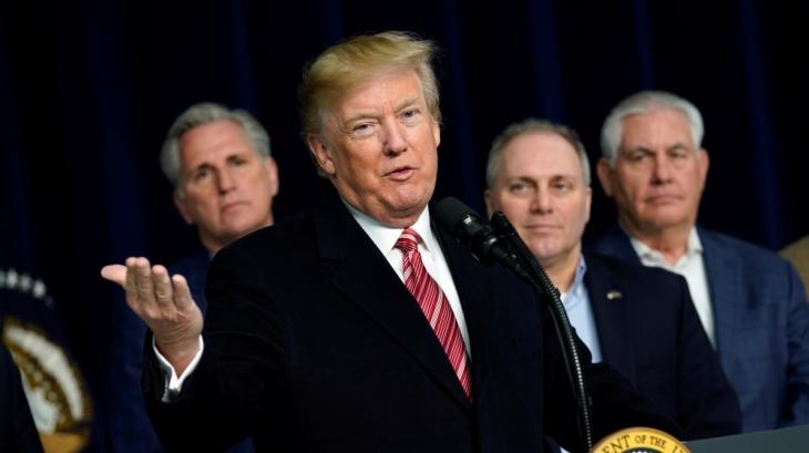 Trump the Spokesman