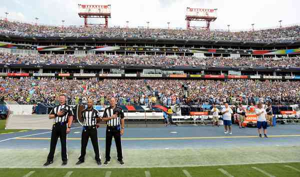 NYT Image of NFL Officials