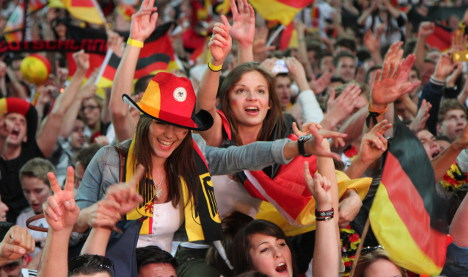 Gemany World Cup Photo